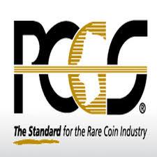 The PCGS logo